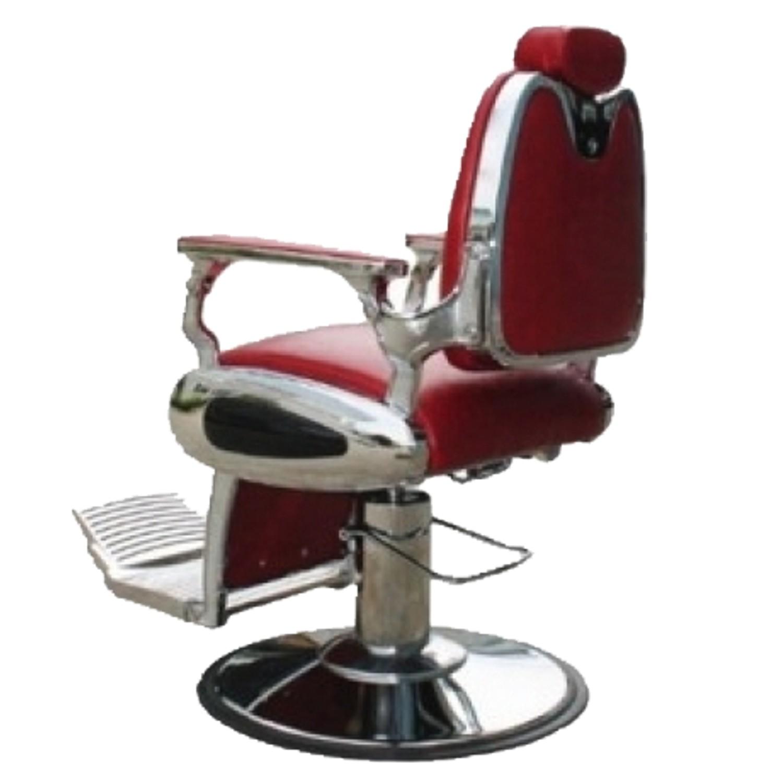 Herren- / Barber-Bedienungsstuhl ARROW rot