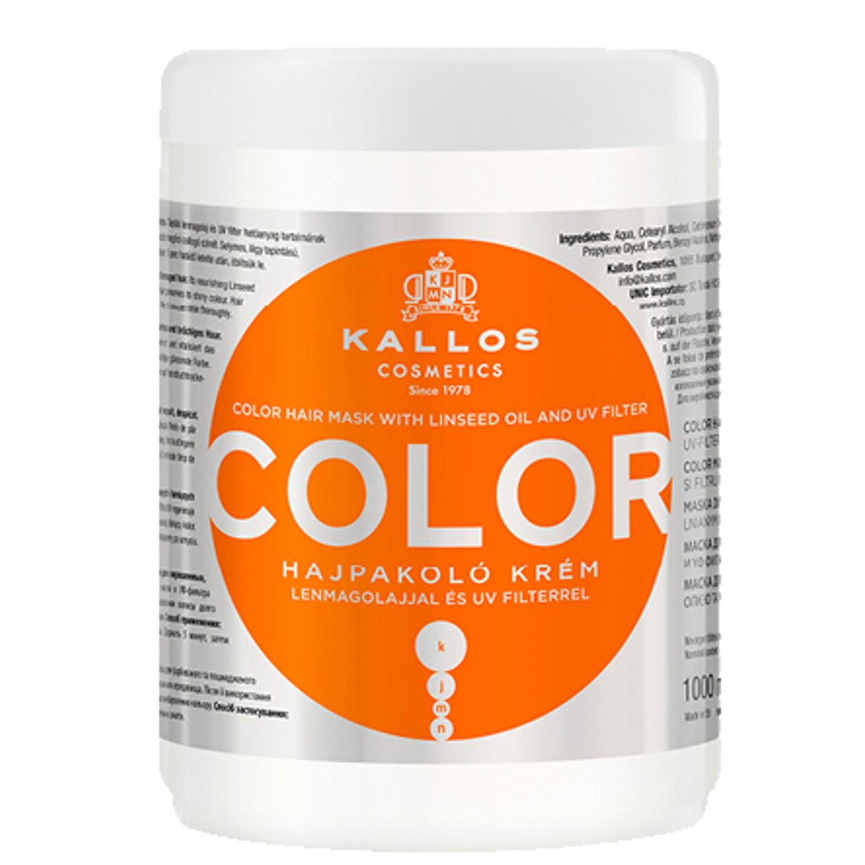 KALLOS COSMETICS KJMN Color Hair Mask 1 L