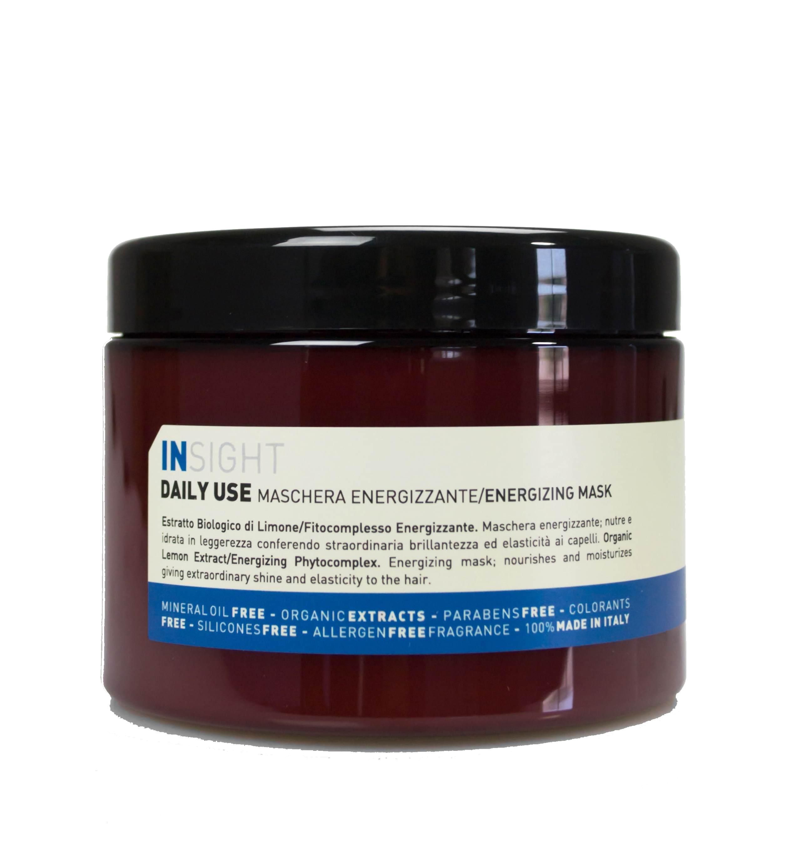 INSIGHT Daily Use Energizing Maske 500 ml