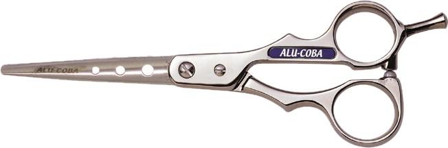 Alu-Coba ACM-60H STRAIGHT Haarschneideschere 6,0''