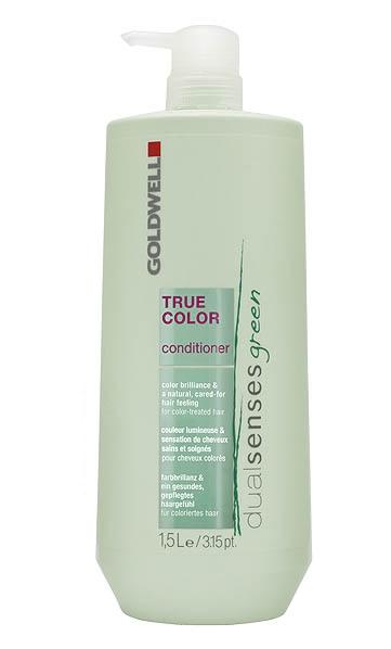 GOLDWELL Dualsenses Green TRUE COLOR CONDITIONER 1,5 L