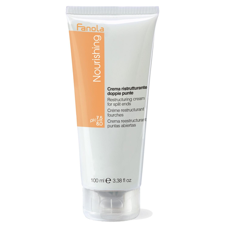 Fanola Nourishing Restructuring Cream For Split Ends 100 ml