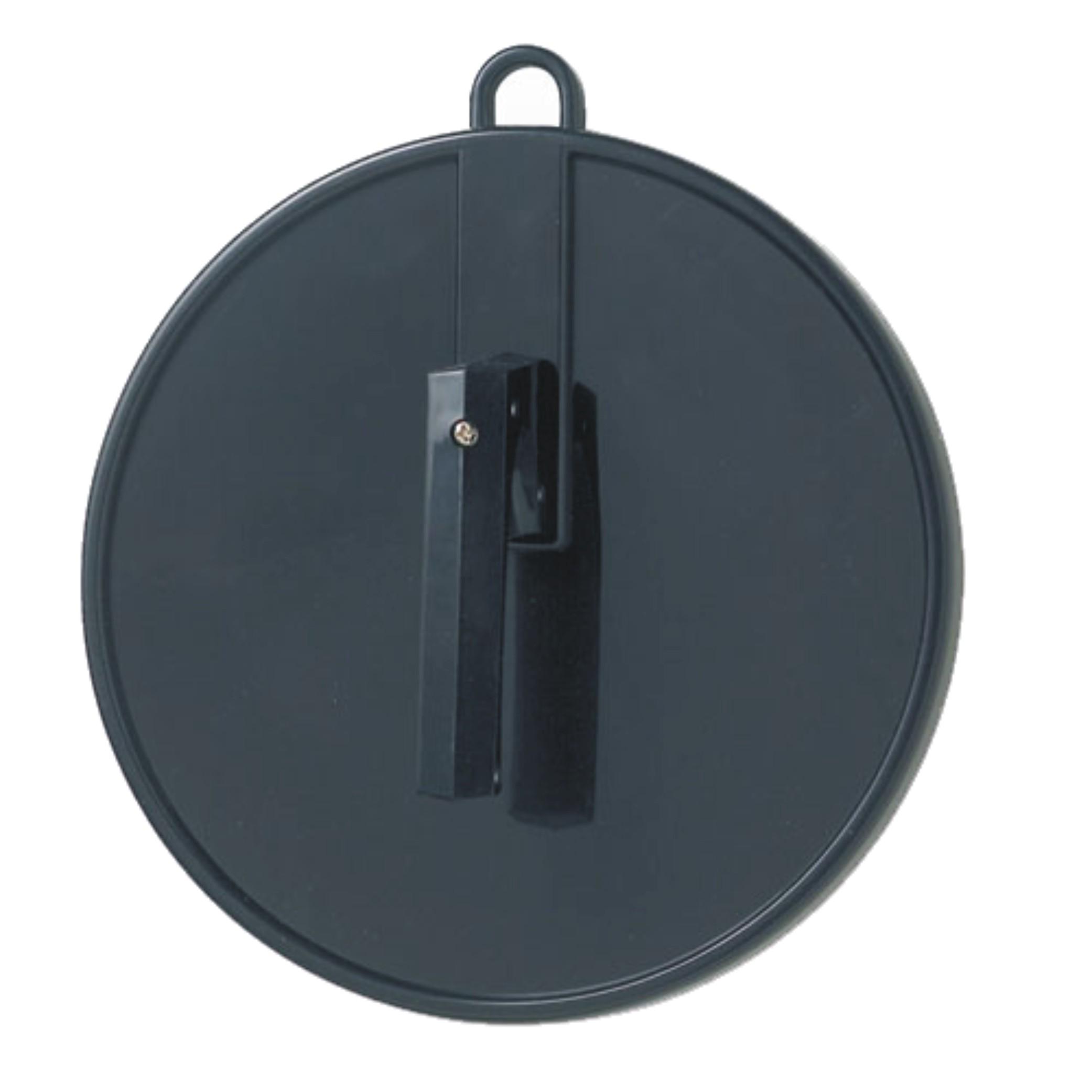 Kabinett-Handspiegel schwarz