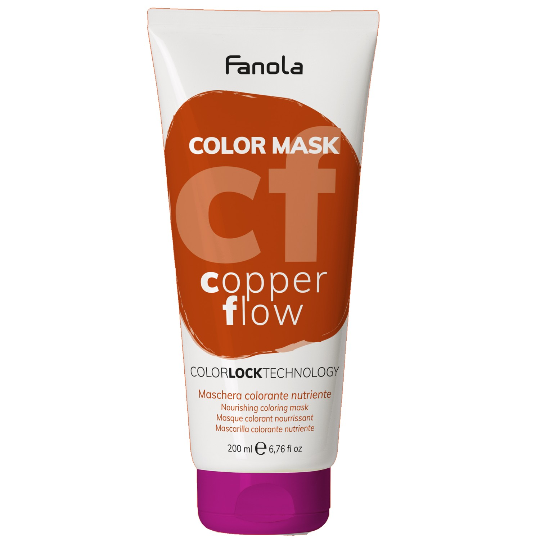 Fanola Color Mask Copper Flow 200 ml