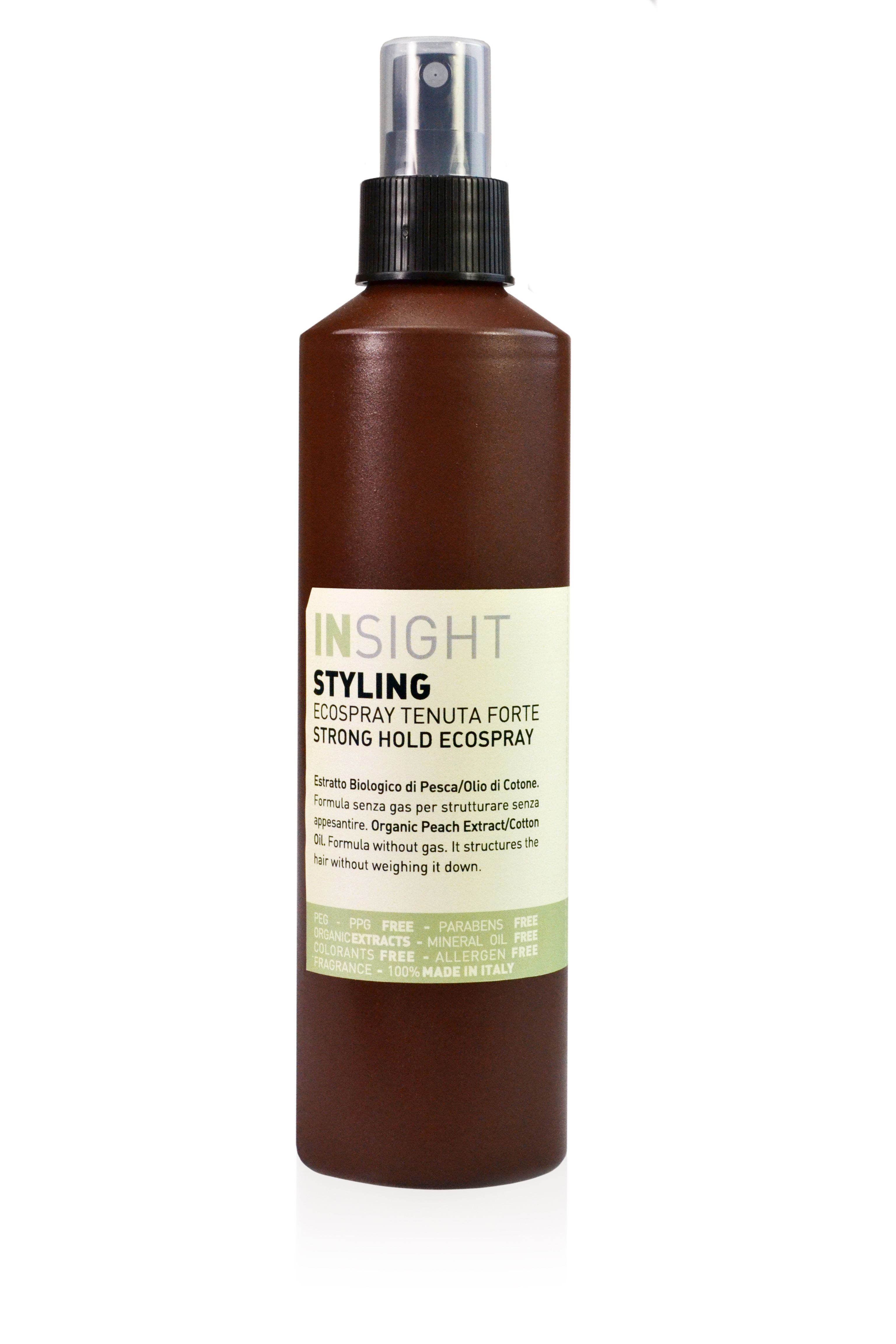 INSIGHT Strong Hold ECO Hairspray 250 ml