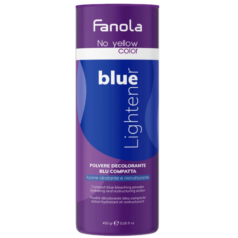 Fanola No yellow Color Blue Lightener 450 g