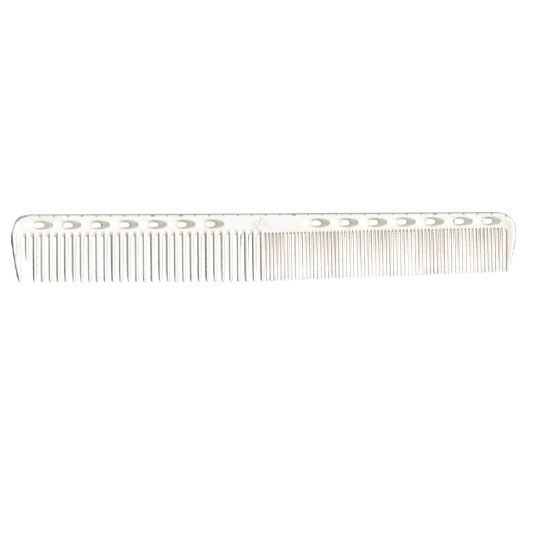 Y.S. Park Haarschneidekamm Nr. G39 weiß