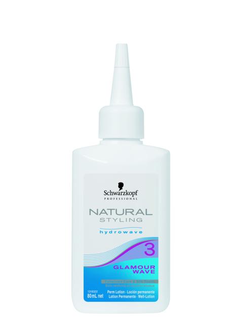 Schwarzkopf NATURAL STYLING Glamour Wave 3, 80 ml
