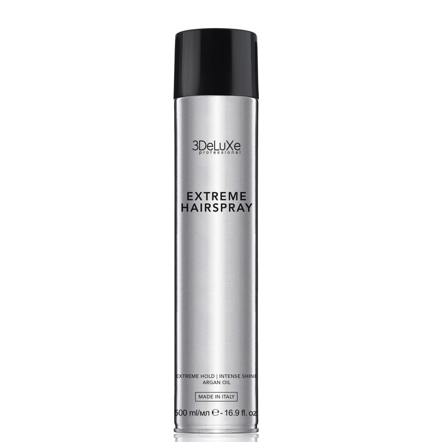 3DeLuXe Professional EXTREME Hairspray 500 ml