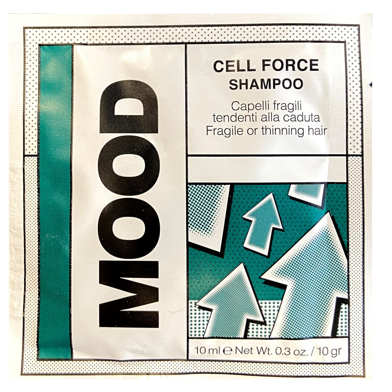 MOOD Cell Force Shampoo Sachet 10 ml
