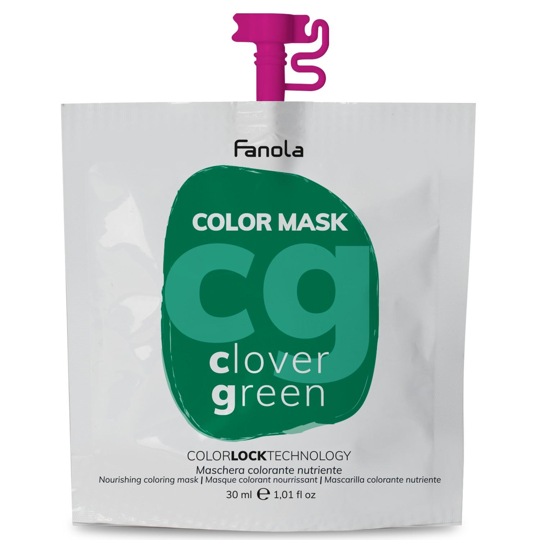 Fanola Color Mask Clover Green 30 ml