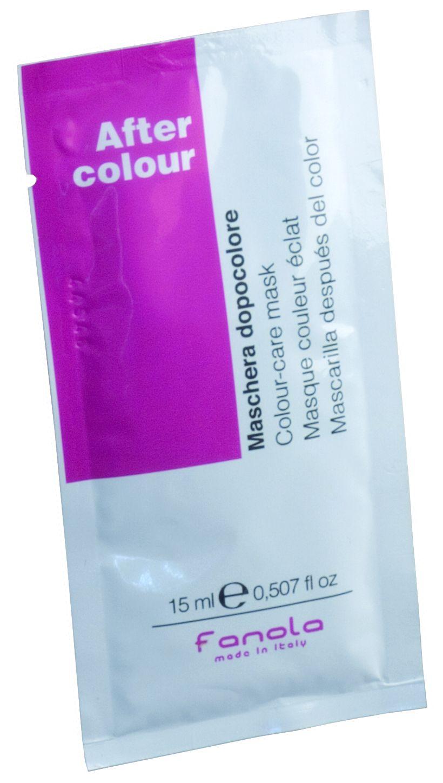 Fanola After Colour Pflegemaske Sachet 15 ml