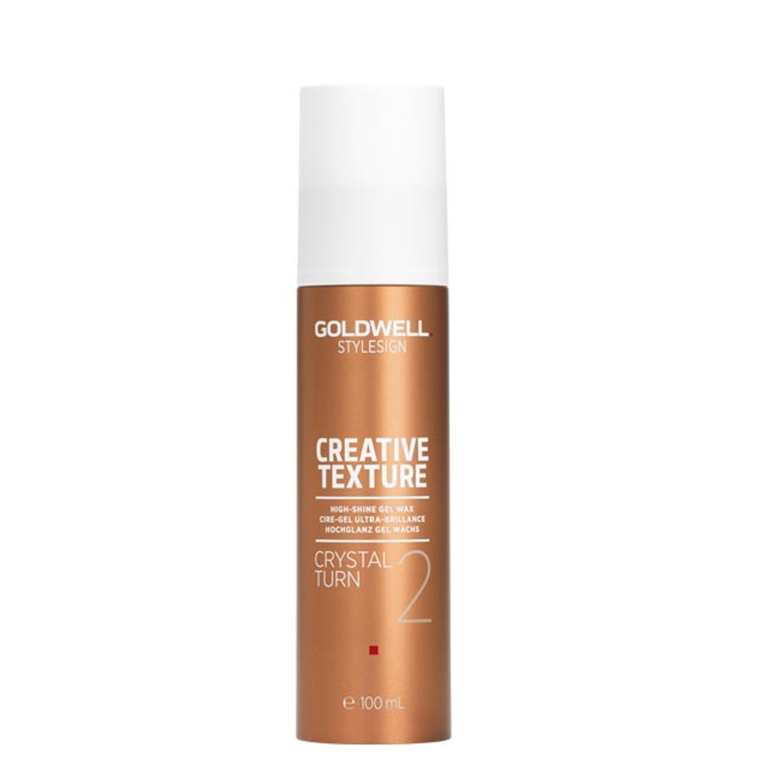 GOLDWELL Style Sign Creative Texture CRYSTAL TURN 100 ml