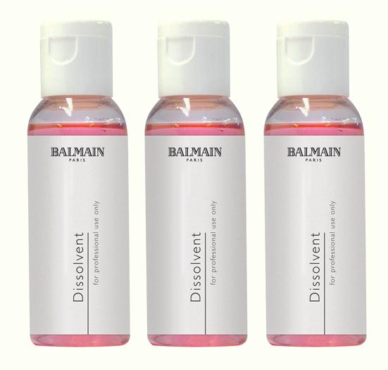 BALMAIN Dissolvent Set 3 x 50 ml