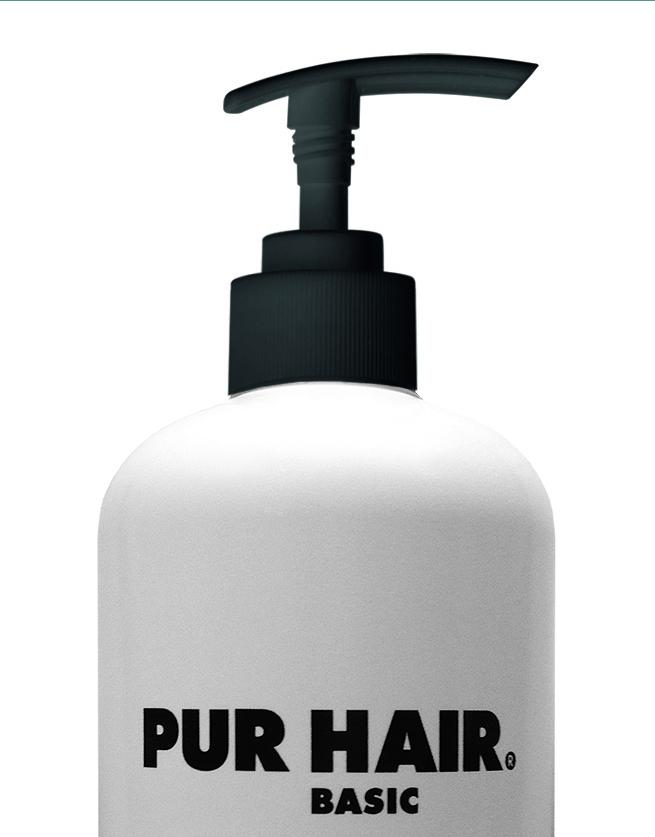 PUR HAIR Basic Pumpe für 1L Flaschen