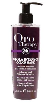 Fanola ORO PURO Therapy Color Mask viola intenso 250 ml