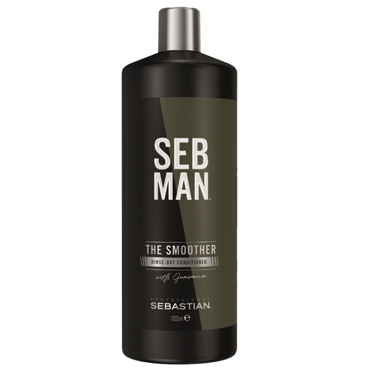 SEBASTIAN PROFESSIONAL SEB MAN The Smoother Rinse-Out Conditioner 1 L
