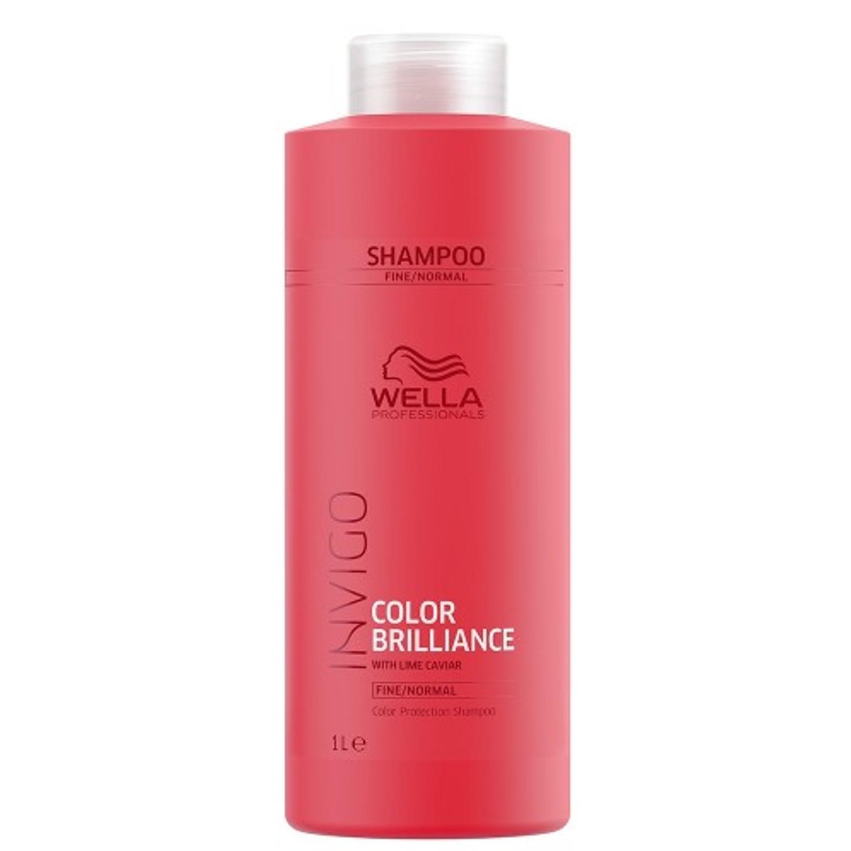 Wella Invigo Color Brilliance Color Protection Shampoo 1 L