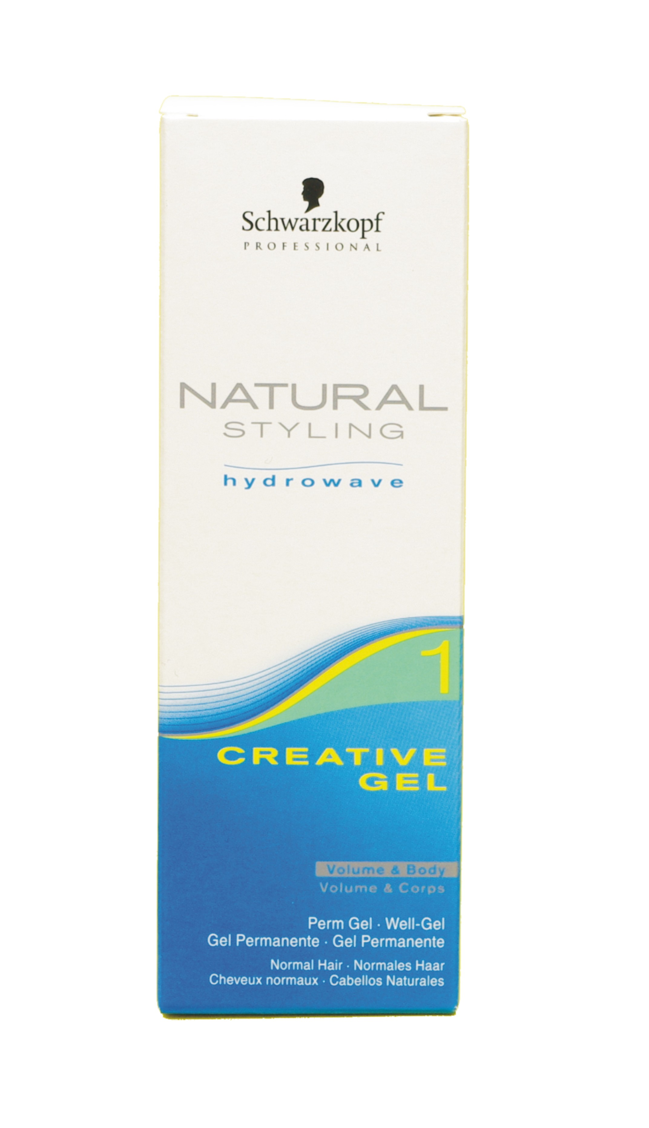 Schwarzkopf NATURAL STYLING Creative Gel 1, 50 ml