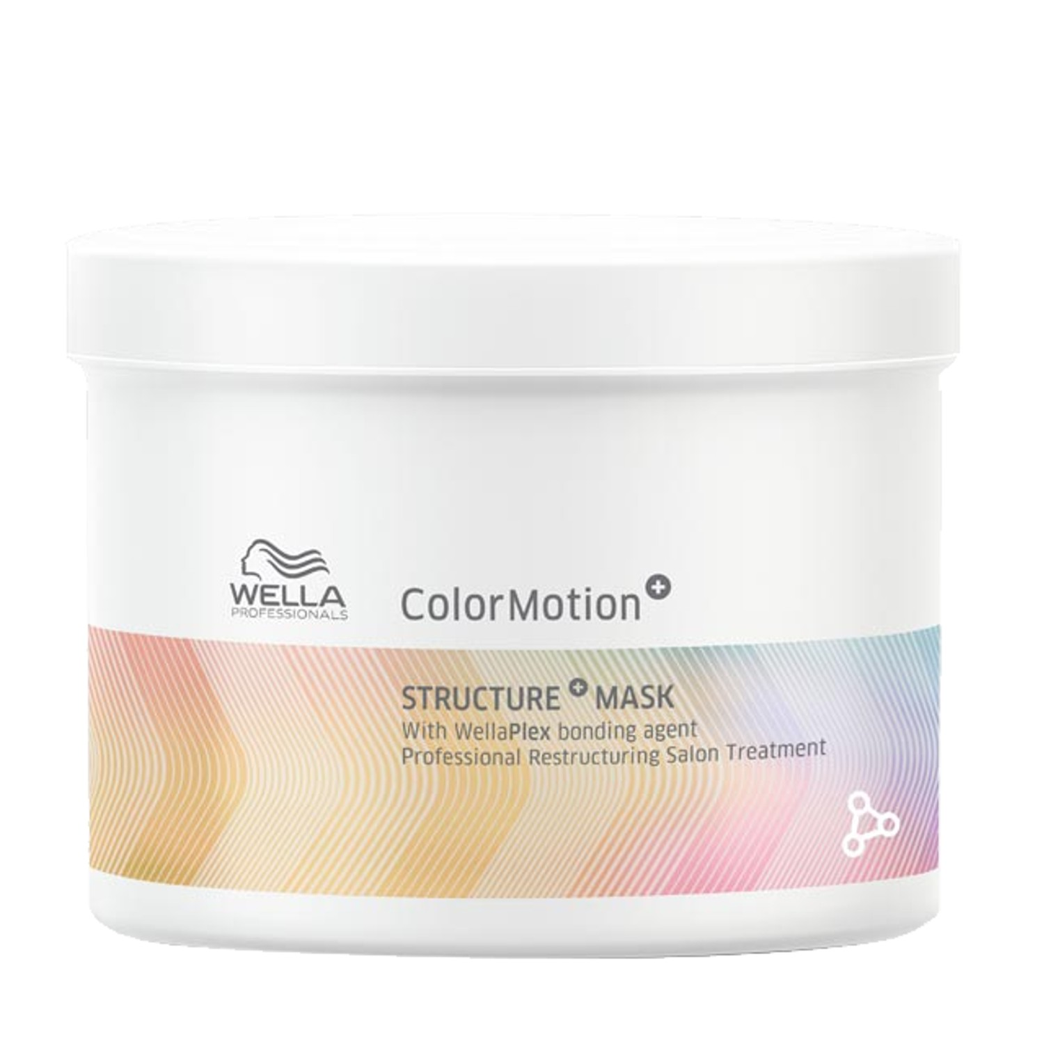 Wella ColorMotion+ Structure+ Mask 500 ml