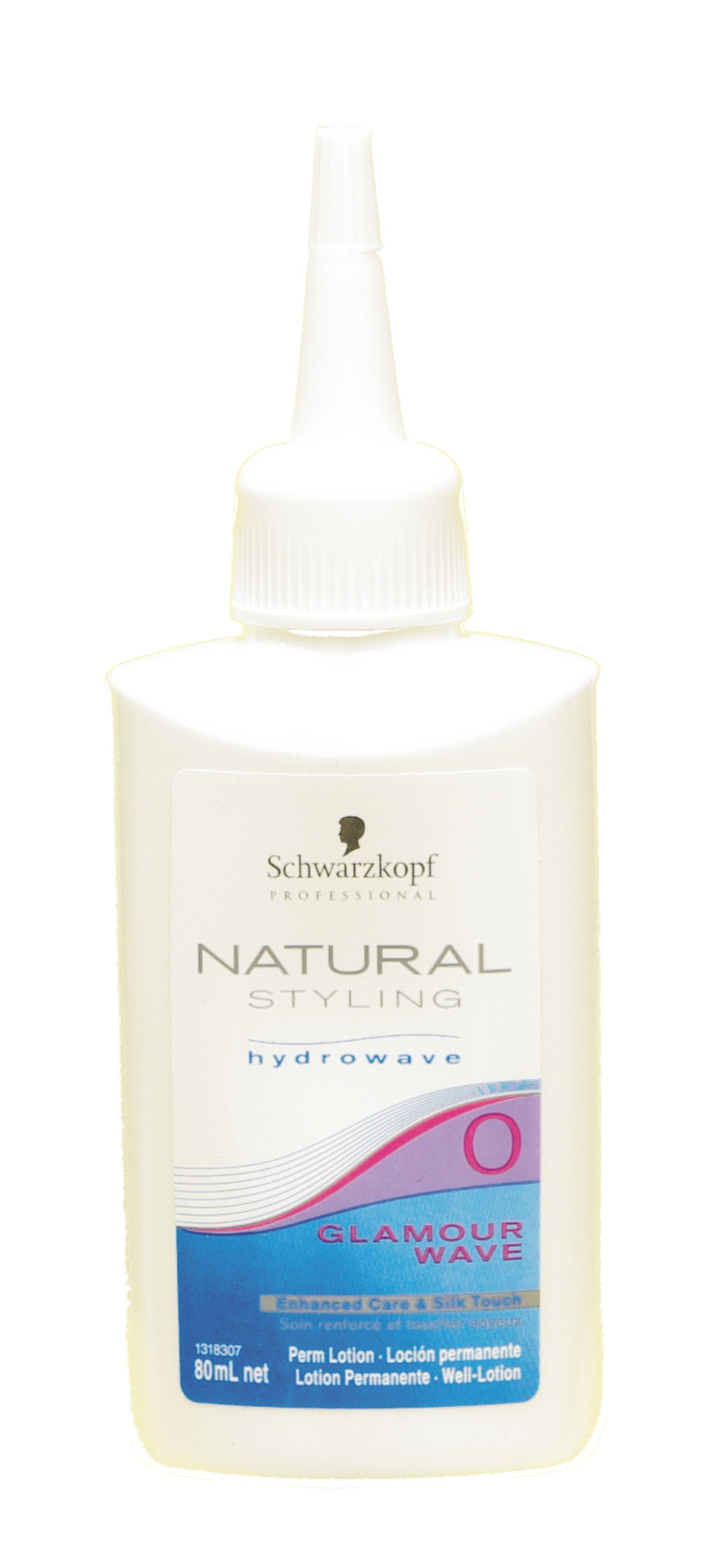 Schwarzkopf NATURAL STYLING Glamour Wave 0, 80 ml