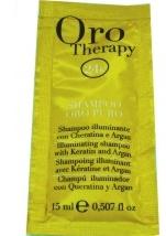 Fanola ORO PURO Therapy Shampoo Sachet 15 ml