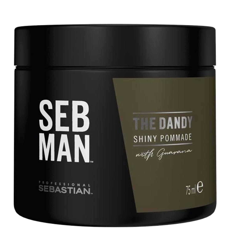 SEBASTIAN PROFESSIONAL SEB MAN The Dandy Shiny Pommade 75 ml