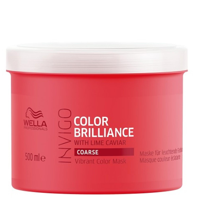 Wella Invigo Color Brilliance Vibrant Color Mask Coarse 500 ml