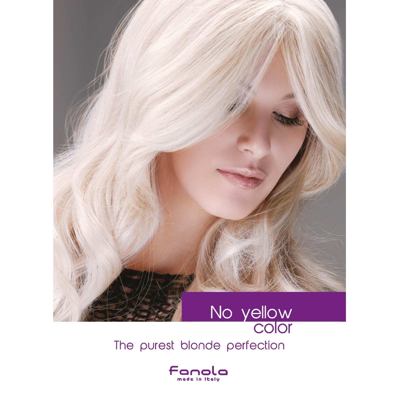 Fanola No Yellow Color Broschüre