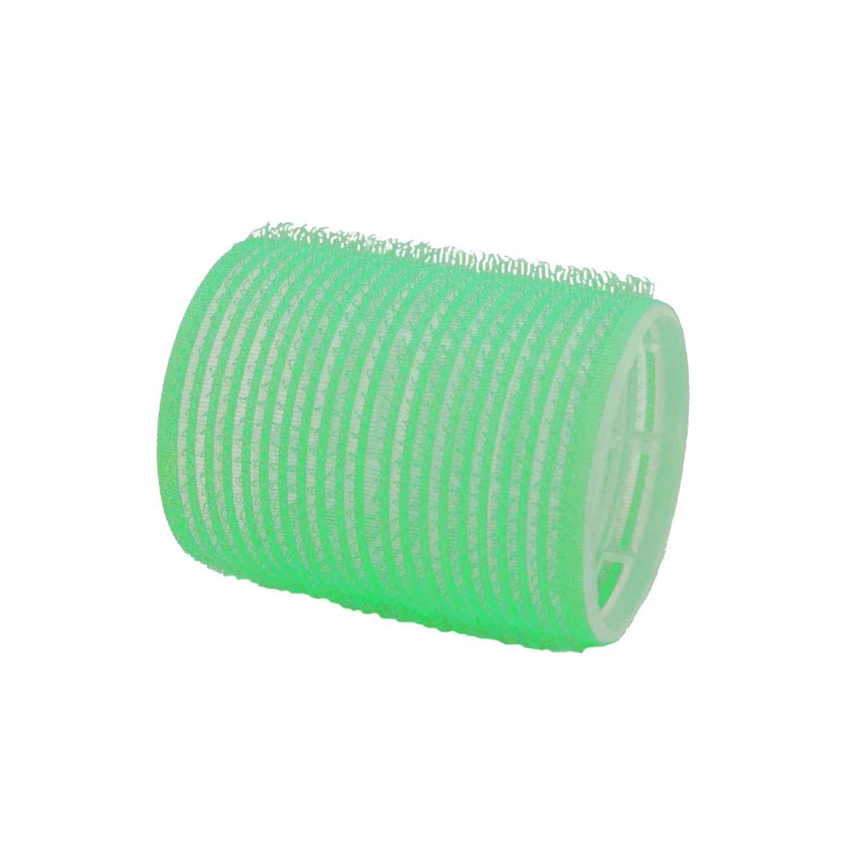 HairCult Haftwickler 60 mm, 12 St., Ø 48 mm grün