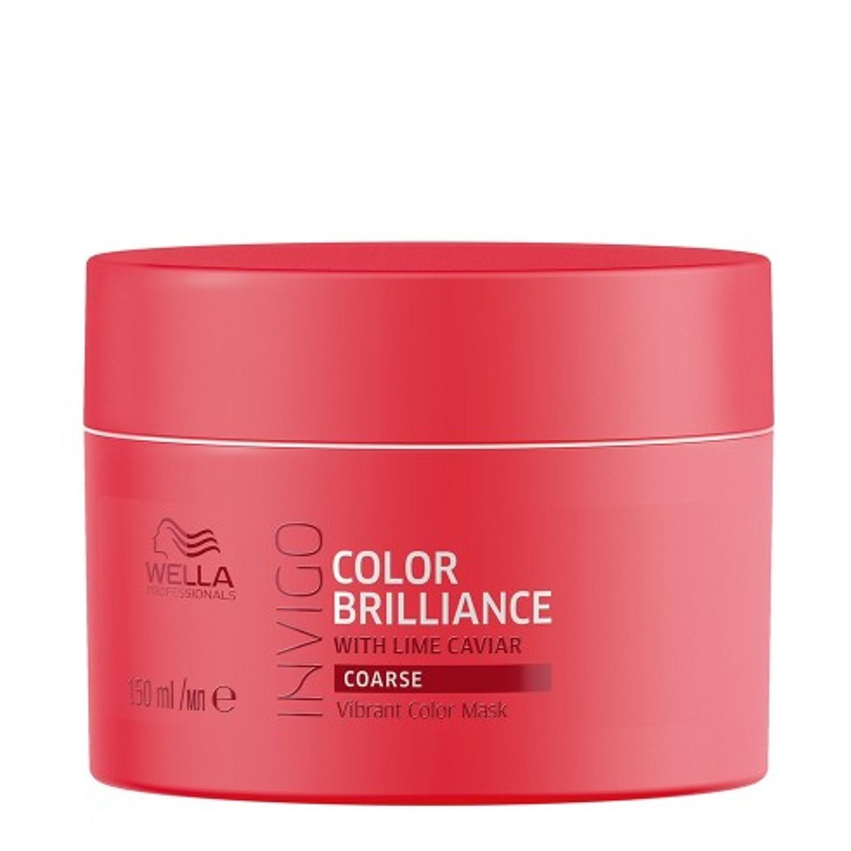 Wella Invigo Color Brilliance Vibrant Color Mask Coarse 150 ml