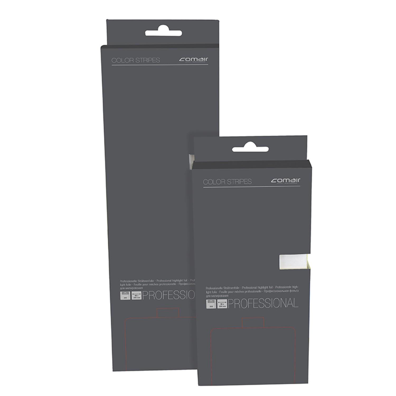 Comair Color Stripes kurz 9,5 x 20 cm, 200 St.