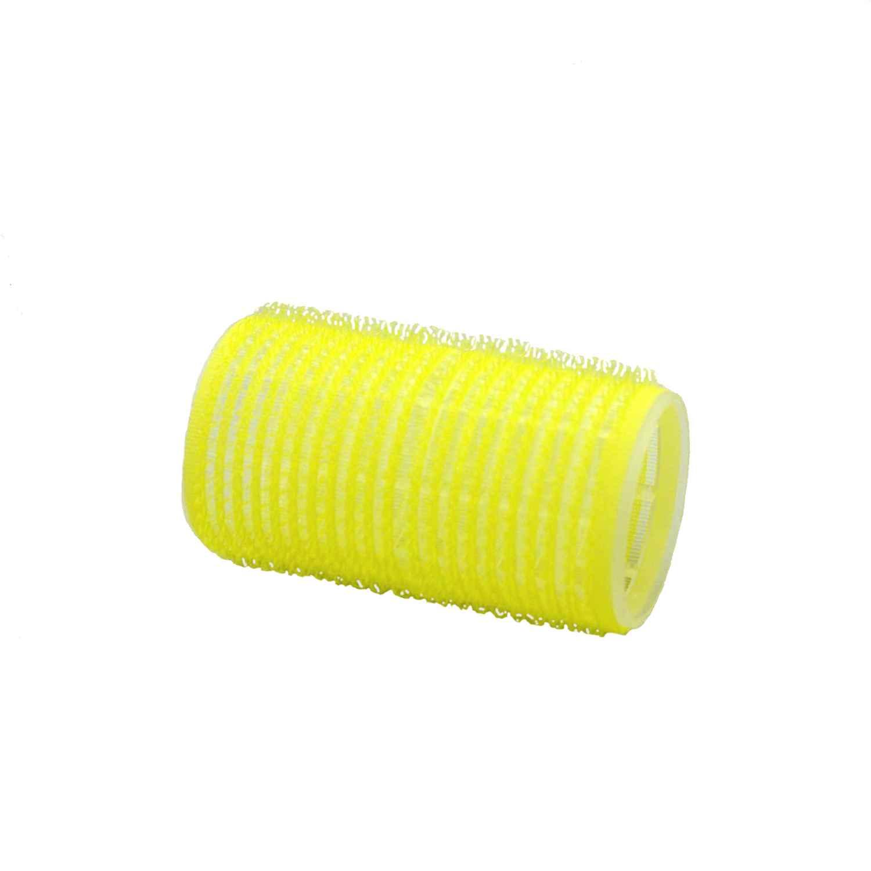 HairCult Haftwickler 60 mm, 12 St., Ø 32 mm gelb