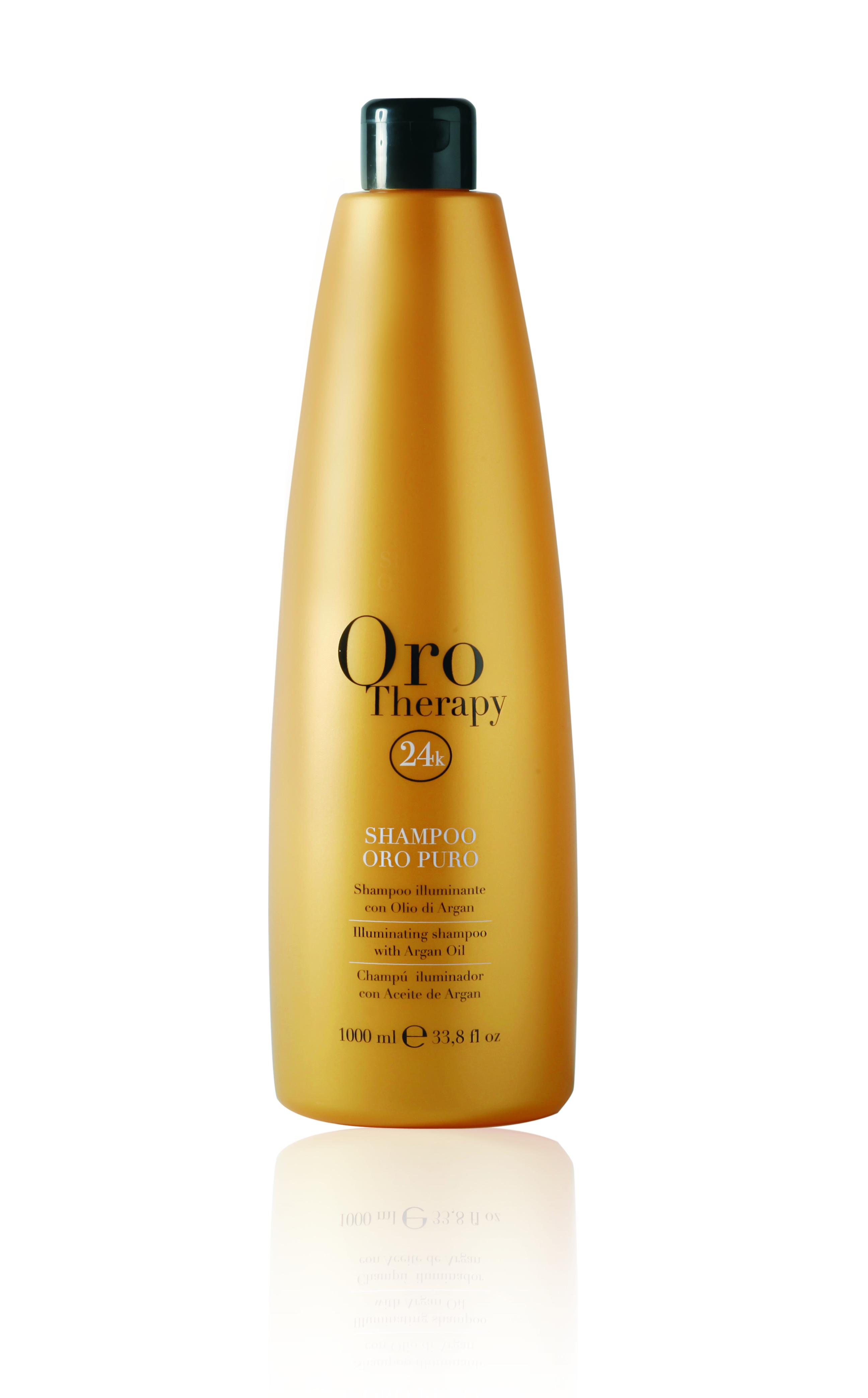 Fanola ORO PURO Therapy Shampoo 1 L