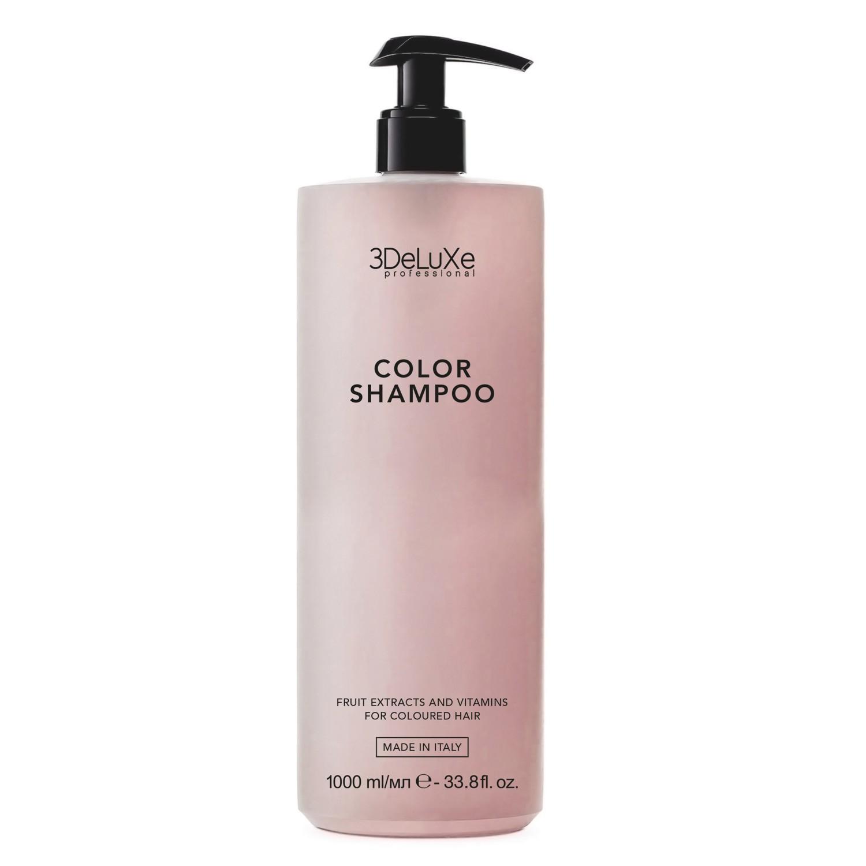 3DeLuXe Professional COLOR Shampoo 1 L