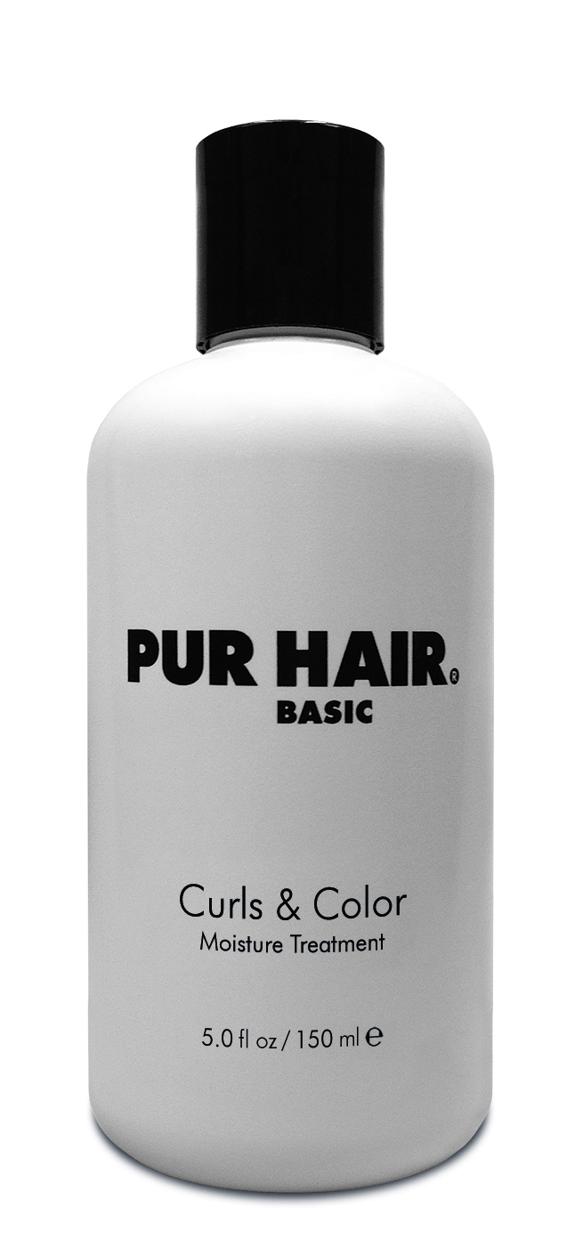 PUR HAIR Basic Curls & Color Moisture Treatment 150 ml