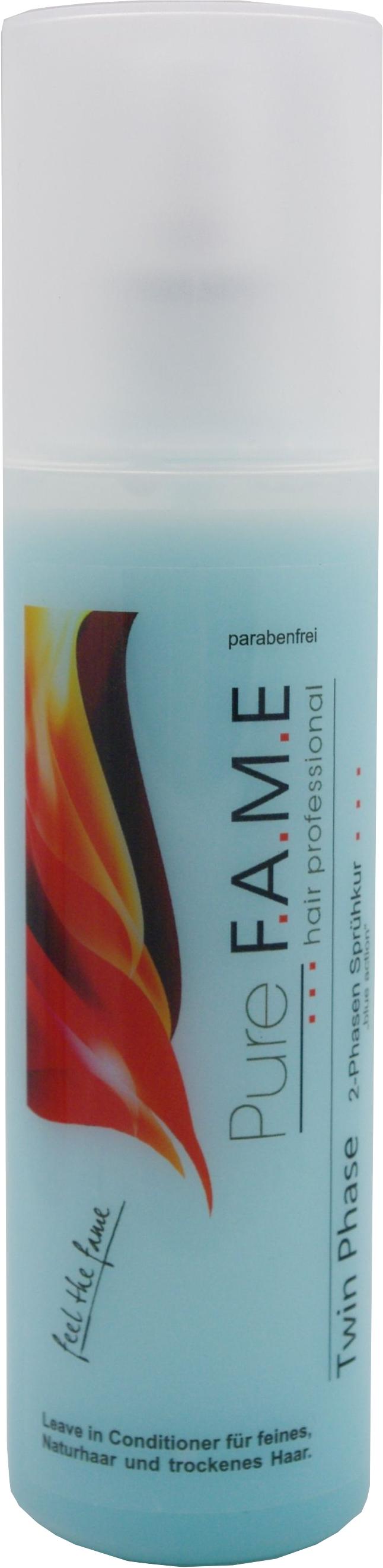 PURE FAME Twin Phase 2-Phasen Sprühkur blue action 200 ml