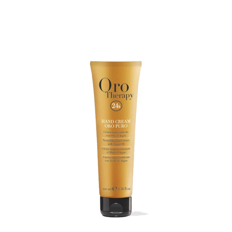 Fanola ORO PURO Therapy Hand Cream 100 ml