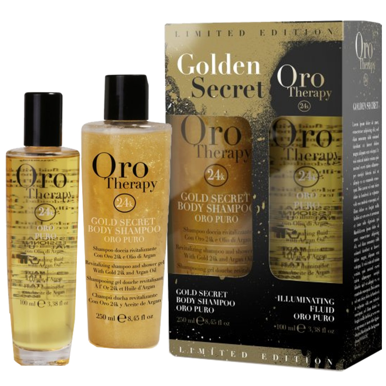 Fanola ORO PURO Therapy Golden Secret Geschenkbox