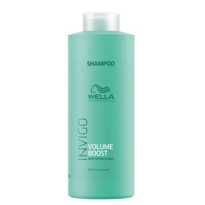 Wella Invigo Volume Boost Bodifying Shampoo 1 L