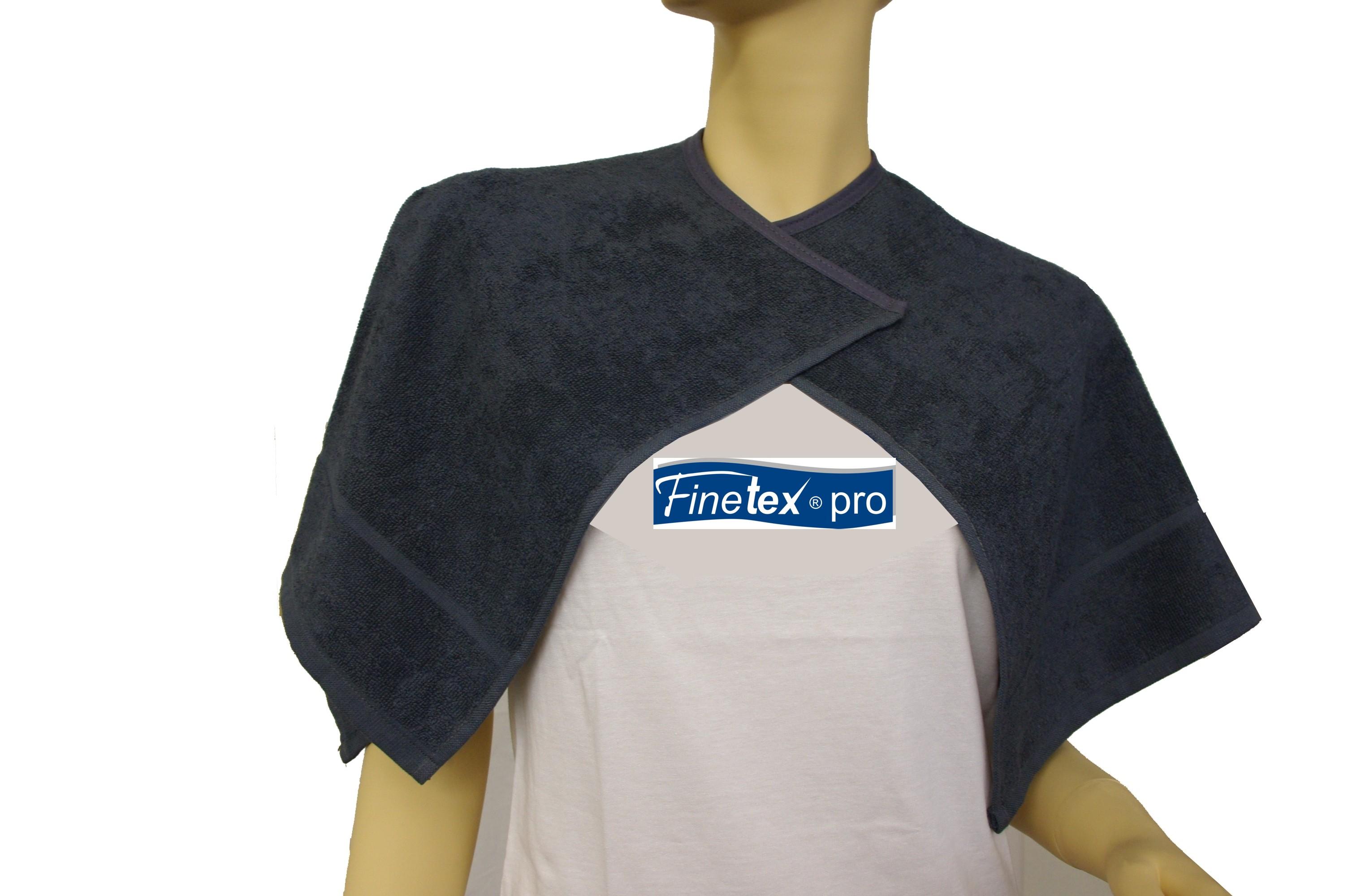 Finetex Pro Halsausschnitt-Handtuch 50 cm x 90 cm