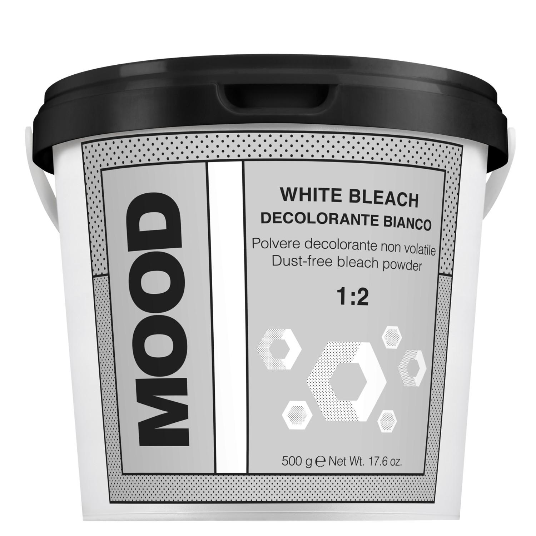 MOOD White Bleach Blondierpulver weiss 500 g Dose