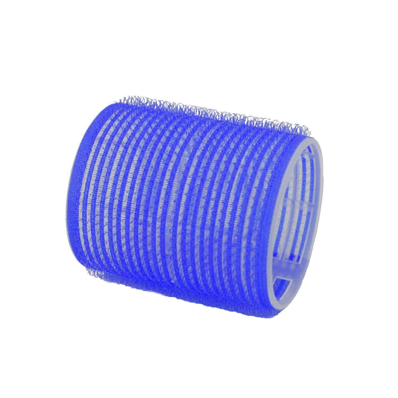 HairCult Haftwickler JUMBO 60 mm, 6 St., Ø 51 mm dunkelblau
