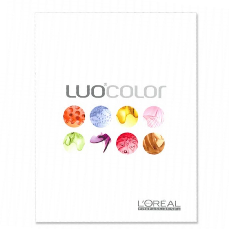 L'ORÉAL Luo Color Farbkarte