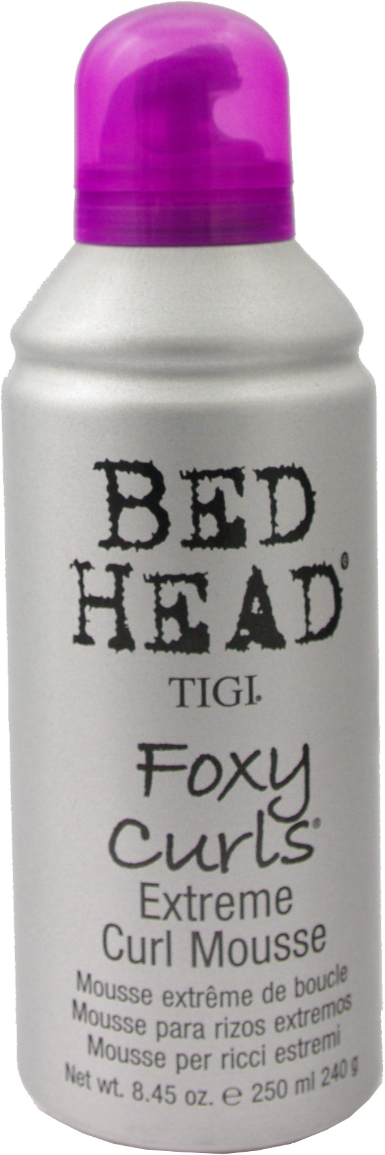 TIGI Bed Head Styling & Finish FOXY CURLS Extreme Curl Mousse 250 ml