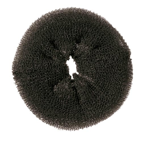Comair Knotenrolle schwarz Ø 11 cm, 12 g