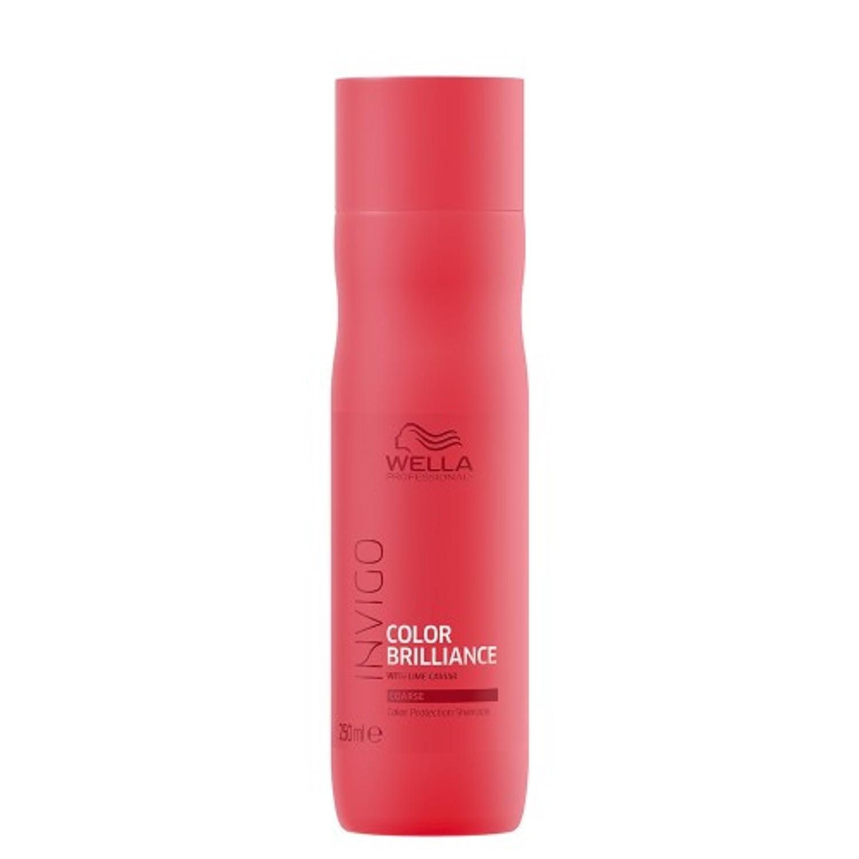 Wella Invigo Color Brilliance Color Protection Shampoo Coarse 250 ml