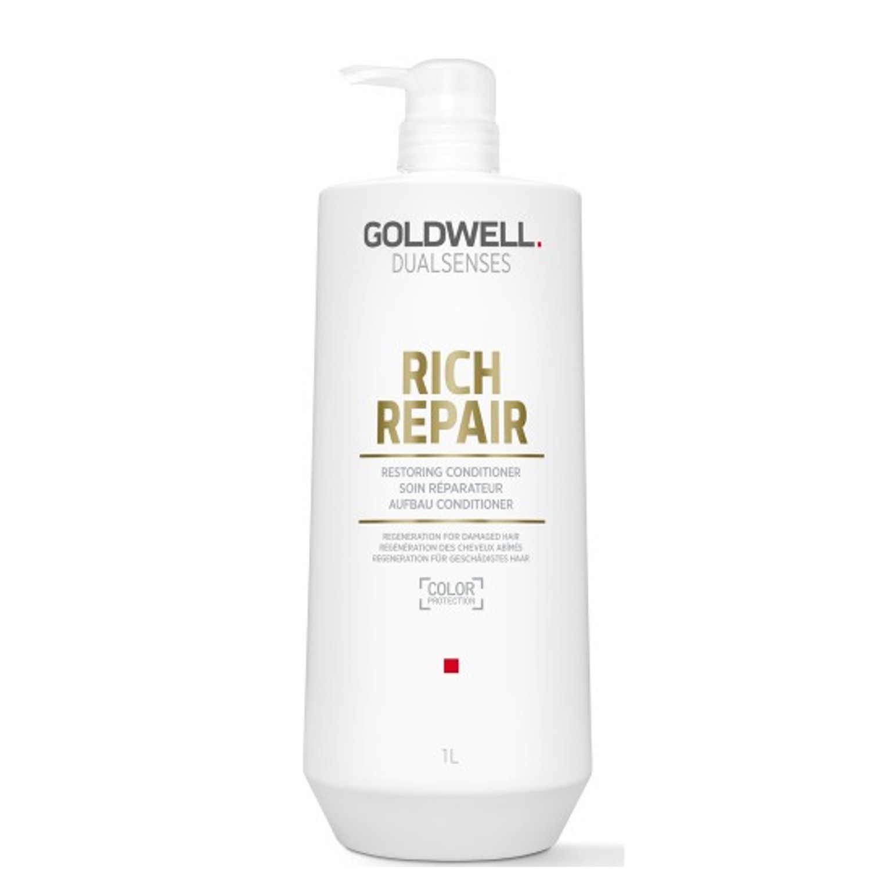 GOLDWELL Dualsenses Rich Repair Restoring Conditioner 1 L