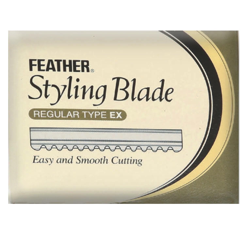 FEATHER Styling Blade Klingen 10 St.