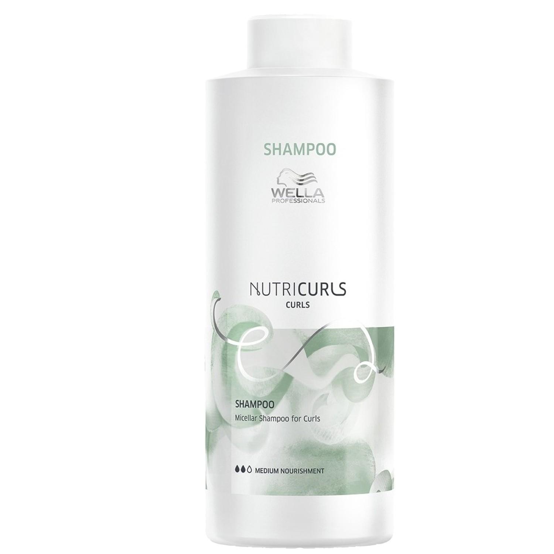 WELLA NUTRICURLS Shampoo Curls 1 L